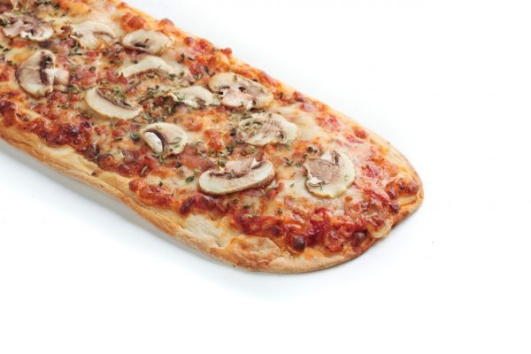 Pizza lunga champiñones | di Paolo