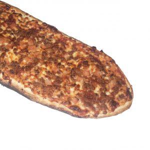 Pizza lunga barbacoa | di Paolo pizzes artesanes