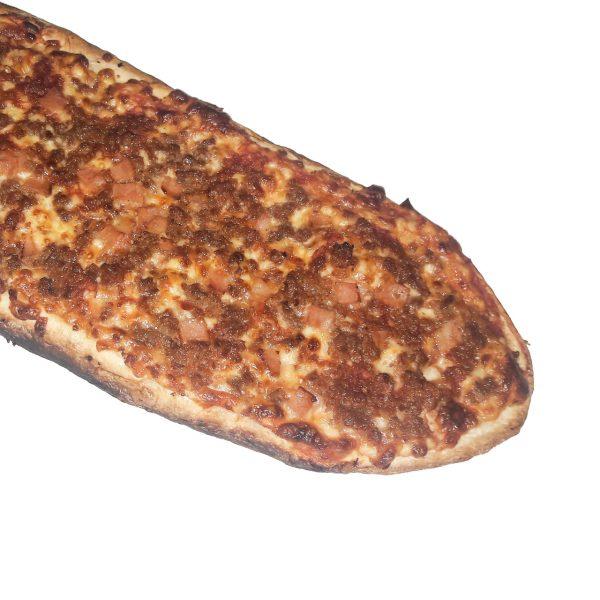 Pizza lunga barbacoa   di Paolo pizzes artesanes